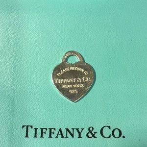 Tiffany & Co Return ToTiffany Mini Heart
